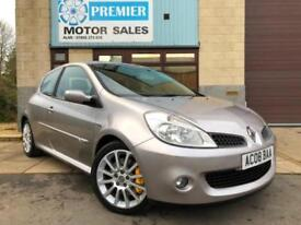 2008 RENAULT CLIO RENAULTSPORT 197 2.0 16V, PART EXCHANGE TO CLEAR!!!