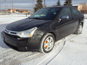 2010 Ford Focus EX Coupe (2 door) LOW KM