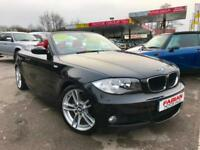2009 BMW 118i M Sport Convertible **Red Heated Leather - Service History**
