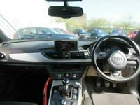 2013 Audi A6 2.0 TDI S LINE 4d 175 BHP Saloon Diesel Manual