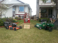 Lowest Prices on Lawn Care - Calgary. Bundle and $ave More!