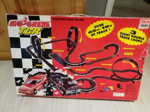 Slot car track. New