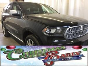 2017 Dodge Durango Citadel  W\v8,Tech Pkg,Platinum Edit