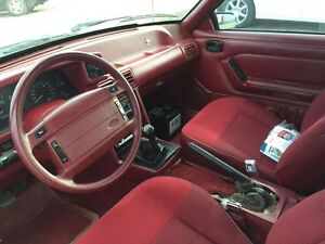 1993 Ford Mustang Fox Body 5.0 LX Coupe LOW KILOMETERS