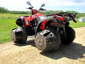 J-Wheelz ATV Attachments