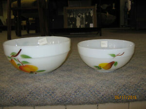 FIREKING ( FRUIT ) BOWLS Peterborough Peterborough Area image 1