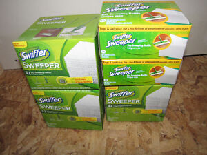 Dry sweeping clothes (swiffer)