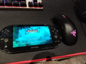 PS Vita Slim w/8GB memory card ( Rare )