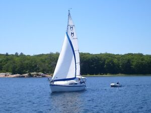 1988 MacGregor 26 D - Awesome Trailerable Sailboat