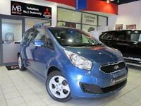 2013 KIA VENGA 1.6 2 5dr Auto BLUETOOTH LOW MILEAGE
