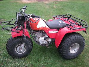 honda big red 250cc