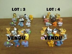 Reste 2 Lots de 10 animaux du Zoo Little People...$15 chaque lot