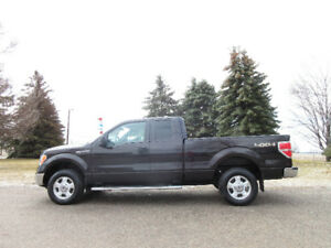 2013 Ford F-150 XLT V6 4x4- ONE OWNER SINCE NEW!!  $93/per week