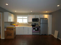 Brand New 1 Bdrm Available Immediately
