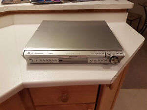 Panasonic 5 Disk Player With 4 Speakers London Ontario image 1