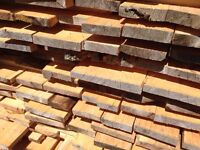 Approximately 3300 board feet of lumber