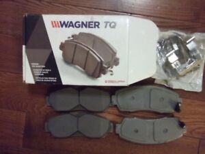 Wagner ThermoQuiet PD929A Ceramic Front Disc Pad Set (Subaru)