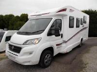 New Rimor Seal 69 Plus 6 Berth 2018 Motorhome with Large Garage £48999 OTR