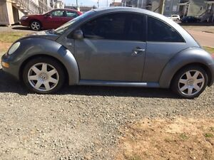 2003 VW beetle for sale.