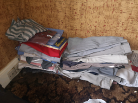 50+ shirts and trousers....... All brand new