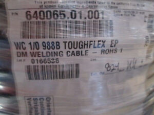 1/0 AND 2/0 WELDING CABLE