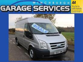 2007 FORD TRANSIT MWB MEDIUM ROOF EXCELLENT CONDITION FULL YEARS MOT