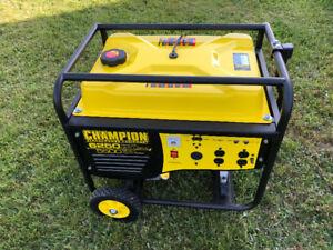Champion generator 5500W