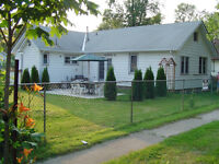 Crystal Beach Cottage for sale!  Double Lot with Guest house!!