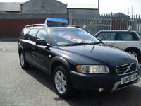 Volvo XC70 2.4 auto 2005 D5 SE CROSS COUNTRY AWD