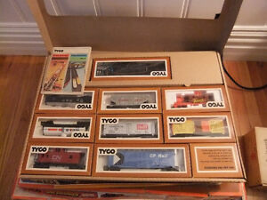vintage collection HO electric train sets and layout Cambridge Kitchener Area image 4