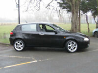 **REDUCED**Alfa Romeo 147 1.6 T.Spark Turismo**1 OWNER**LOW MILES**FSH+CAMBELT**