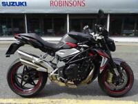 2013 MV AGUSTA BRUTALE 1090R LOW MILEAGE EXAMPLE