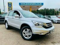2011 Honda CR-V 2.2i-DTEC AUTO SE - Low Miles. 1 Owner From New.