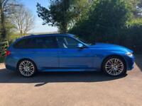 2014 14 BMW 335d M SPORT 3.0 ( 313bhp ) Touring Auto xDrive Estate Diesel