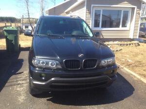 2005 BMW X5 VUS
