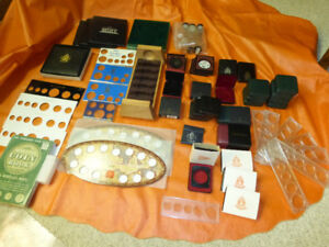 Coin Supplies Lot for Sale