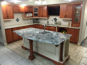 Kitchen for sale with Granite countertops
