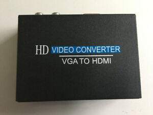 Speedex Convertisseur VGA à HDMI
