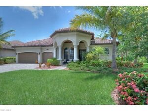 Book a 4 bedroom Luxury Vacation Naples Estate