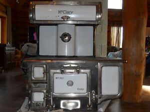 McClary Wood Cookstove