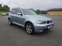 2004 BMW X3 3.0 i Sport 5dr