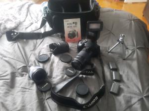 Appareil photo canon kit complet