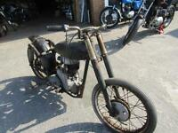 VELOCETTE 350 MAC 1954 IDEAL PROJECT