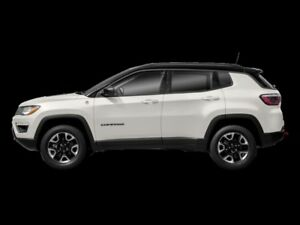 2018 Jeep Compass Trailhawk 4x4  - Navigation - $192.85 B/W