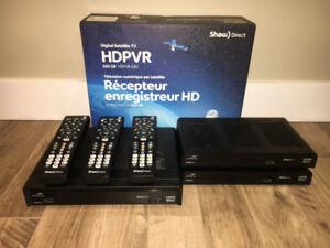 Terminaux numériques HD Shaw Direct modèle 600