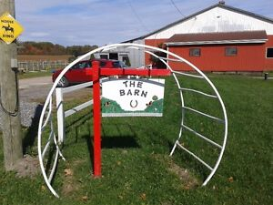Small private barn has 1 stall available in Oakville