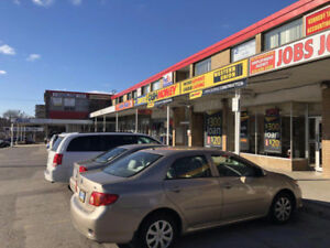 Store for Rent at Scarborough Toronto