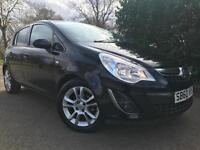 *12 MTHS WARRANTY*2011(60)VAUXHALL CORSA 1.4 SXI 5DR WITH CRUISE*LOVELY COND*