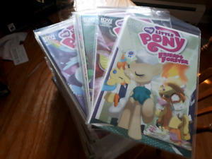 Selling idw mlp comics