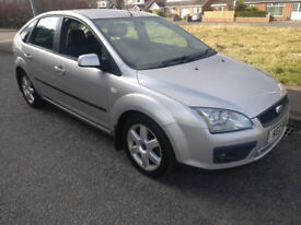 2006 ford focus 1.8 TDCI diesel long mot bargain !!!!